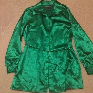 Susan Graver 2 Piece tunic